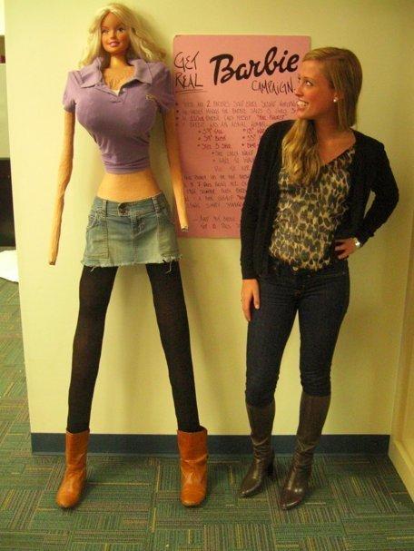 barbie real
