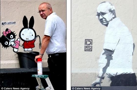 borrar grafiti