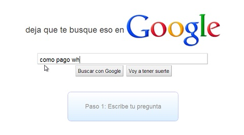 soluciones google