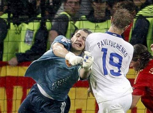 casillas eurocopa