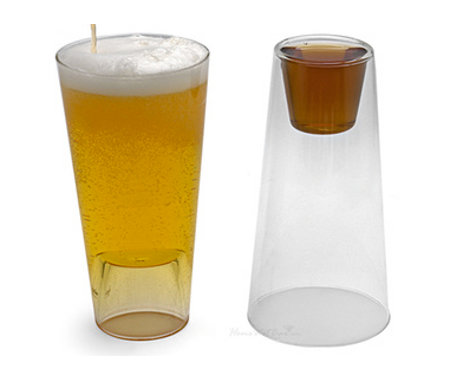 vaso doble