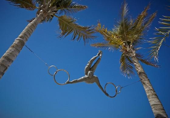 escultura aire