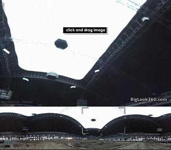 demolicion estadio Texas