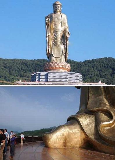 estatua mas alta