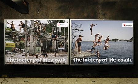 loteria publicidad