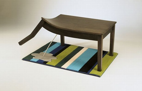 mesa perro