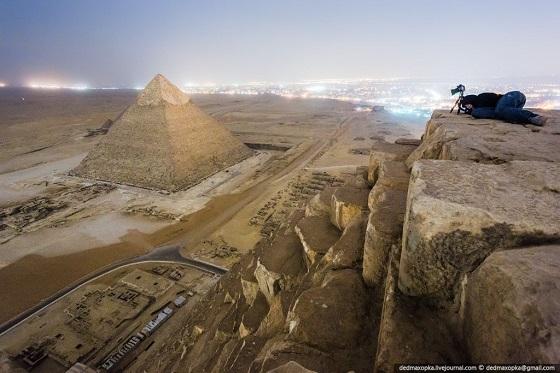 piramides mejor foto