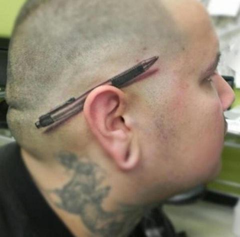 tatuaje muy real