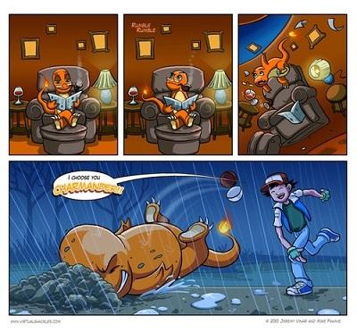 vida pokemon