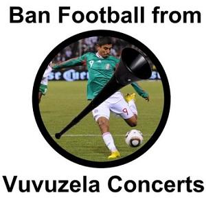 vuvuzela ban