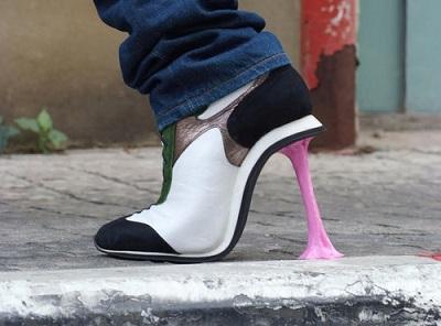 zapatos diseño